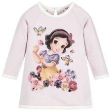 MONNALISA Bebé Niñas Vestido de Disney Lila, Rosa Tamaño 12 M