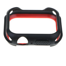 Fashion Watch Protective Case Frame for Apple Watch Series 4 40mm-Black