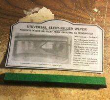 Antique Auto Car Truck Parts Windshield Wiper Part