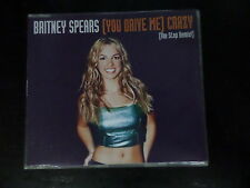 CD SINGLE - BRITNEY SPEARS - YOU DRIVE ME CRAZY