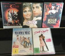 DVD Sammlung MUSIK & MUSICAL *** 5 Filme
