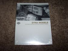 2004 Harley Davidson Dyna Street Super Glide Low Rider Electrical Wiring Manual