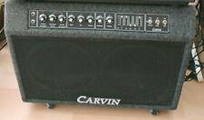 Carvin X-Amp XV212 (XV-212) 100W Guitar Tube / Valve Combo Amplifier – Excellent