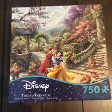 NEW Thomas Kinkade Disney's Snow White 750 PC Ceaco Puzzle