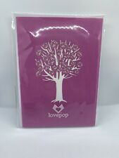 Lovepop 3D Greeting Card Magnolia Tree New In Package