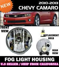 10 11 12 13 CHEVY CHEVROLET CAMARO Replacement Fog Light Lense Housing (ONE)