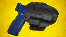 "HOLSTER BLACK KYDEX SPRINGFIELD EMP 9mm 9 mm 3"" OWB"