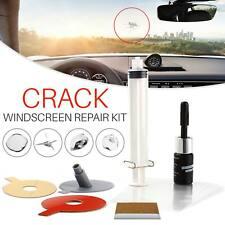 Crack Automotive Glass Nano Repair Kit Windscreen Chip Windshield Wind Screen UK