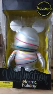 Paul Smith LIMITED EDITION DISNEY VINYLMATION ELECTRIC HOLIDAY FIGURE Brand New
