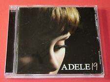 Adele/Adele 19 (UK, XL Recordings-xLCD 313) - CD