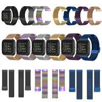 Metall Uhrenarmband Armband Band Strap Für Fitbit Versa2/Fitbit Versa Lite Uhr
