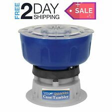 Reliable 110 Volts Vibratory Case Tumbler Standard Media Separator For Reloading