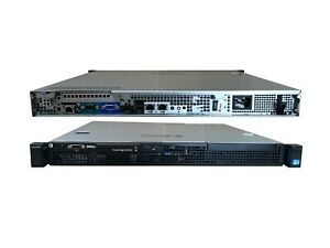 DELL PowerEdge R210 II Intel Xeon E3-1220 3,10 GHz 8GB ECC iDrac6 Enterprise