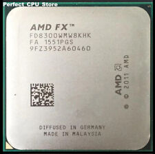 AMD FX 8300 3.3GHz/16MB 8 Cores 8 Thread Socket AM3+ Octa Core CPU FD8300WMW8KHK