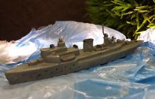 Modellschiff Kriegsschiff Schiff Metall alt 1:1250 MSA#3