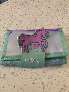 Girls Unicorn Smiggle Purse