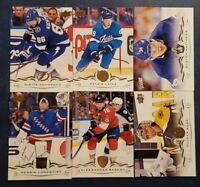 2018-19 Upper Deck Hockey Series 2 Veteran Base 251-450 Pick Your Card