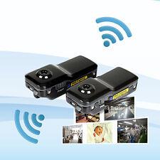 Mini WIFI IP Spy Cam Remote Surveillance DV Home Security Micro Camera Showy