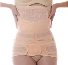 3 Pcs Postpartum  Recovery Waist Belly/Stomach/Pelvis Belt Shaper Slimming