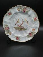 Antique porcelain Chinoiserie plate Mason's Patent Ironstone 1830s