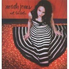NORAH JONES - NOT TOO LATE  VINYL LP  13 TRACKS INTERNATIONAL POP/SOFT ROCK NEUF