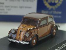 BOS Mercedes 130 (W23), braun - 87226 - 1/87
