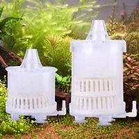 Hot Biochemical Air Driven Corner Sponge Filter Fry Shrimp Fish Aquarium Tank