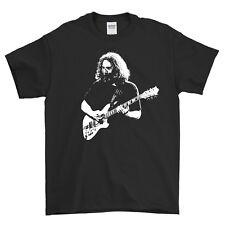 Grateful Dead _Jerry Garcia _Tribute Short Sleeve100% Cotton T-shirt