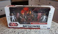 Ambush at Abregado BATTLE Packs Pack STAR WARS MIB The Clone Wars