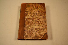 REVERIES OF A BACHELOR c1900 1ST LEATHER BEAUTIFUL ILLUSTRATIONS!