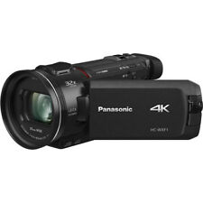 Panasonic HC-WXF1 4K UHD Camcorder with Twin & Multi-Cam Capture NEW!