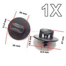 1X Floor Mat Clip,Twist Lock Fastener, for Volkswagen, VW, AUDI, SKODA, SEAT