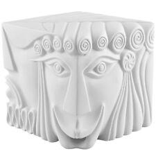Vista Alegre Porcelain Decorative Gárgulas Tragedy and Comedy