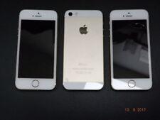 Téléphones mobiles dorés iPhone 5s avec dual core