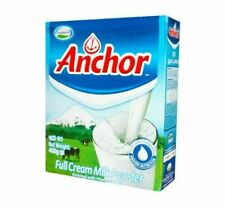 ANCHOR Dry Milk Powder 400g & 1kg | 100% Pure & Fresh New Zealand Dairy Product