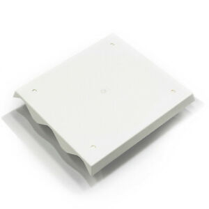 Mounting Block for corrugate iron 3 span Tough molded ABS,UV Resistant in White