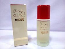 MOSCHINO CHEAP AND CHIC WOMAN DEODORANT ROLL-ON 50 ML. I°VERSIONE RARISSIMO