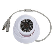 CMOS 420TVL 24 LED IR Kamera Überwachungskamera Überwachung CCTV 50ft Outdoor DE