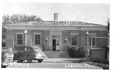 Leland Mississippi Post Office Real Photo Antique Postcard J43886