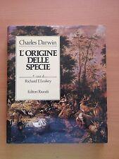 L'origine delle specie - Charles Darwin - Editori Riuniti 3179