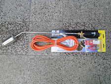 ROTHENBERGER Industrial Anwärmbrenner-Set Eco, Abflammgerät + Propan-Regler 4bar