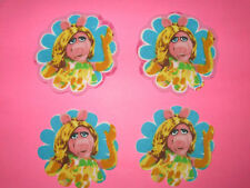 Muppets Miss Piggy Fabric Iron On Appliques CUTE!!