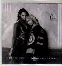 (CU283) Blood Orange, Sutphin Boulevard - 2011 DJ CD