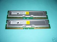 Kingston 256MB (2x 128MB) PC800 RAMBUS RDRAM ECC