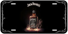 Jack Daniel's Novelty Metal Car Auto License Plate