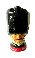 Barware Water Pitcher British Royal Guard Canadian Windsor Whiskey Jug