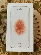 Apple iPhone SE - 32GB - Rose Gold (Unlocked) - Please See Description