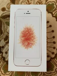 Apple iPhone SE - 64GB - Rose Gold (Unlocked) - Please See Description