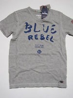 Blue Rebel Jungen T-Shirt 5036006  Gr.  128, 140,  164, 176  NEU -  % %