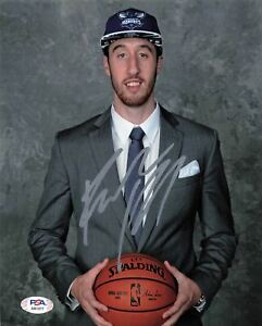 Frank Kaminsky signed 8x10 photo PSA/DNA Charlotte Hornets Autographed Suns